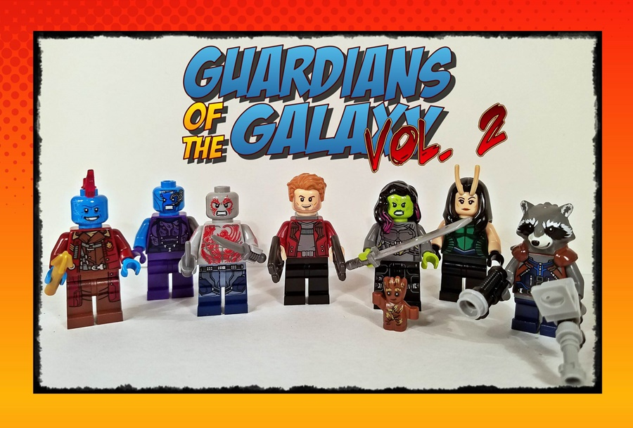 Guardians of the Galaxy Vol. 2!