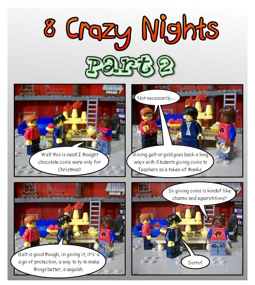 8 Crazy Nights - 2nd Night