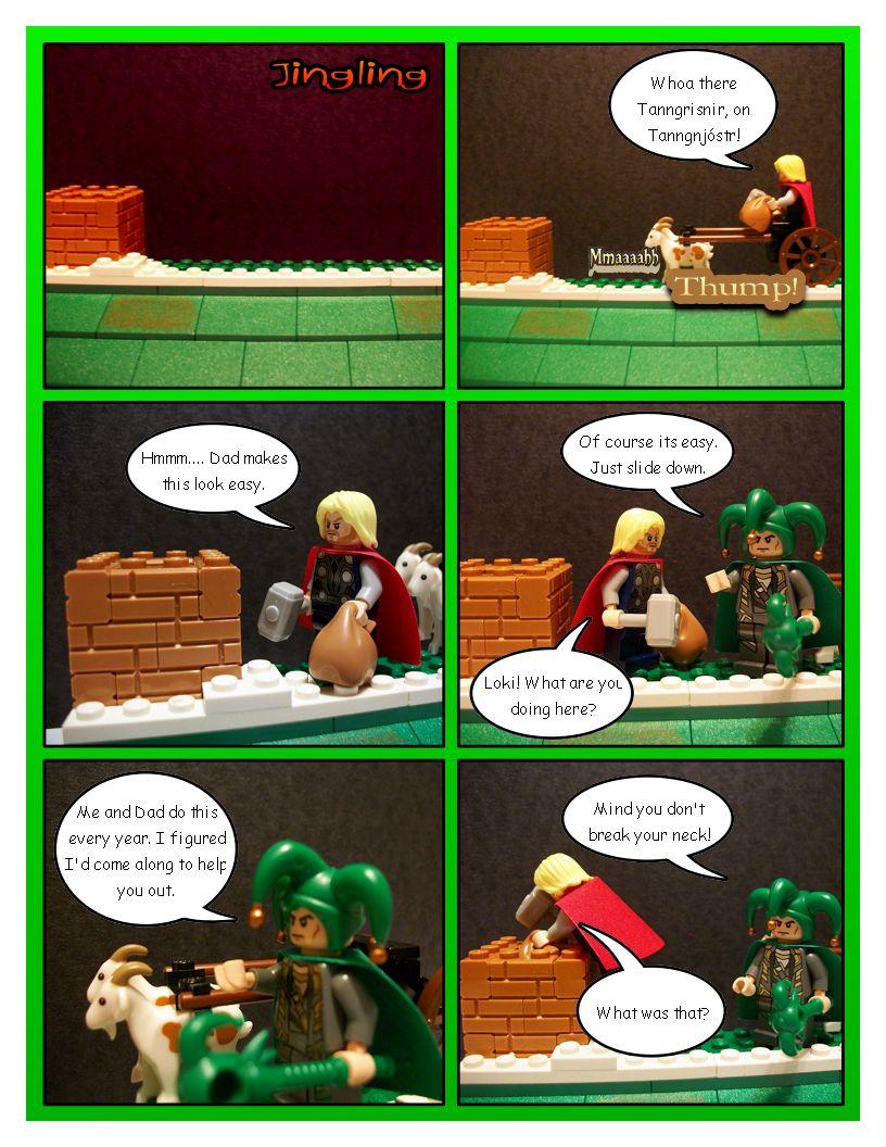 Avengers' Christmas - Part 4