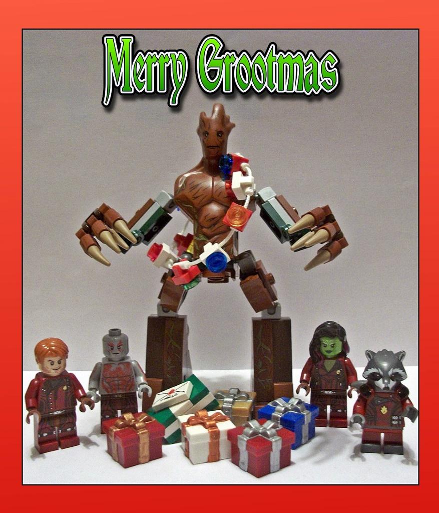 Merry Grootmas!